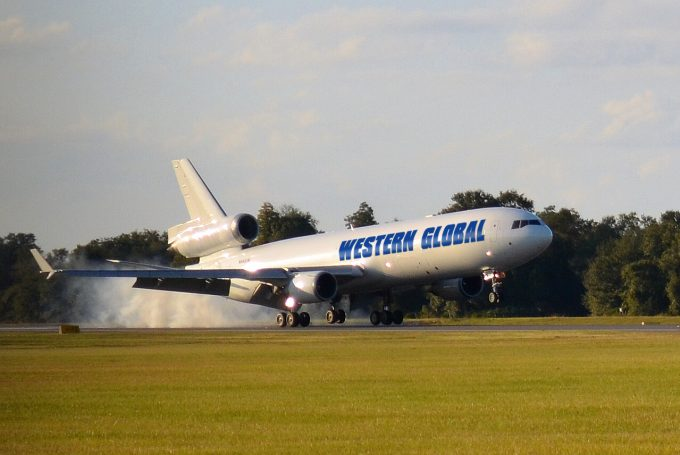 Western Global Airlines MD-11