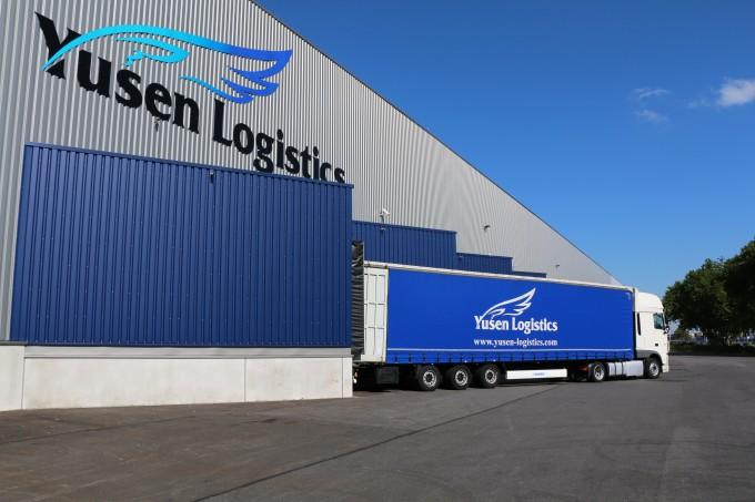 Yusen Logistics Duisburg