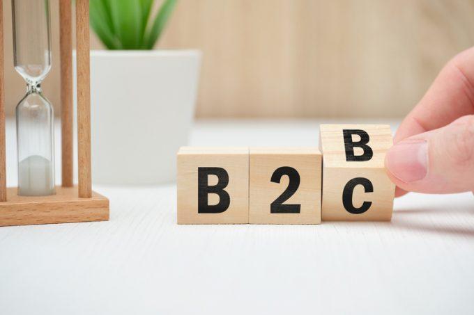 AB2B2C
