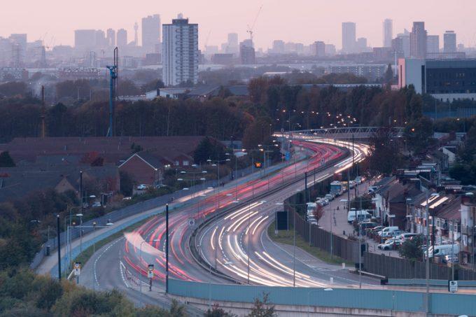 air pollution london