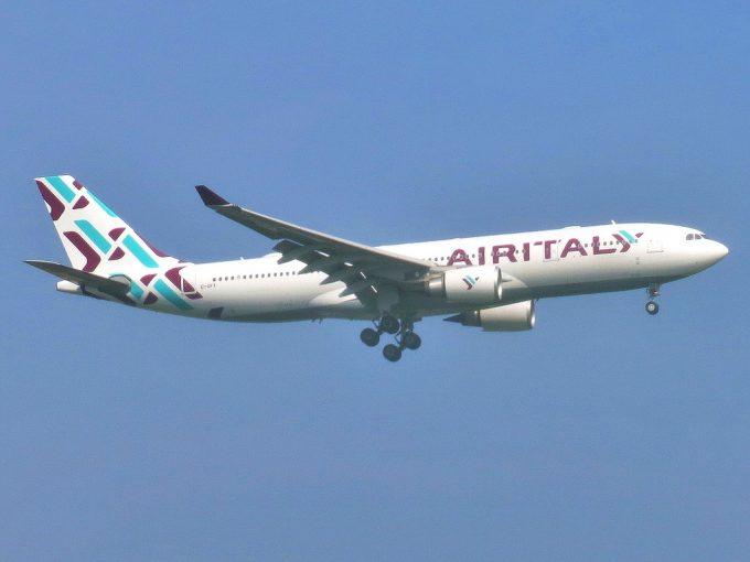 Air_Italy_(2018)_Airbus_A330-202_