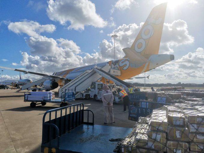 Revenue-hit low-cost carriers are turning to 'passenger-freighter' action -  The Loadstar