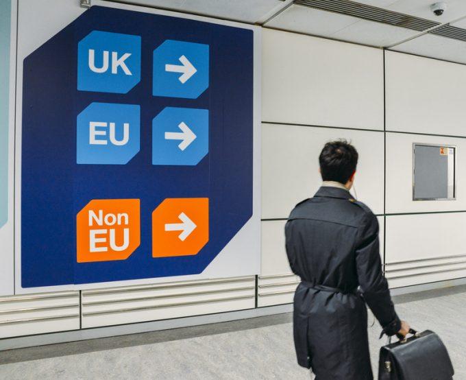 airport brexit © Brasilnut