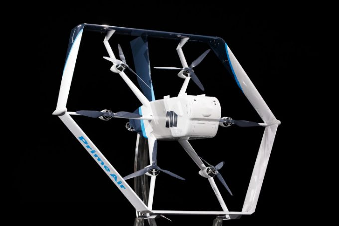 Amazon re:MARS - Prime Air Drone