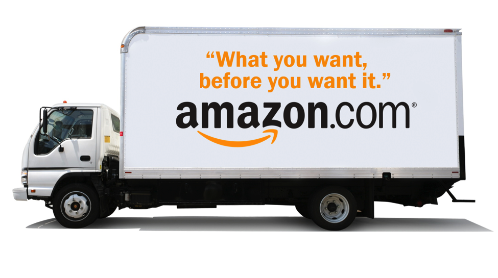 amazon poised to take on ups fedex in delivery business the loadstar. Black Bedroom Furniture Sets. Home Design Ideas