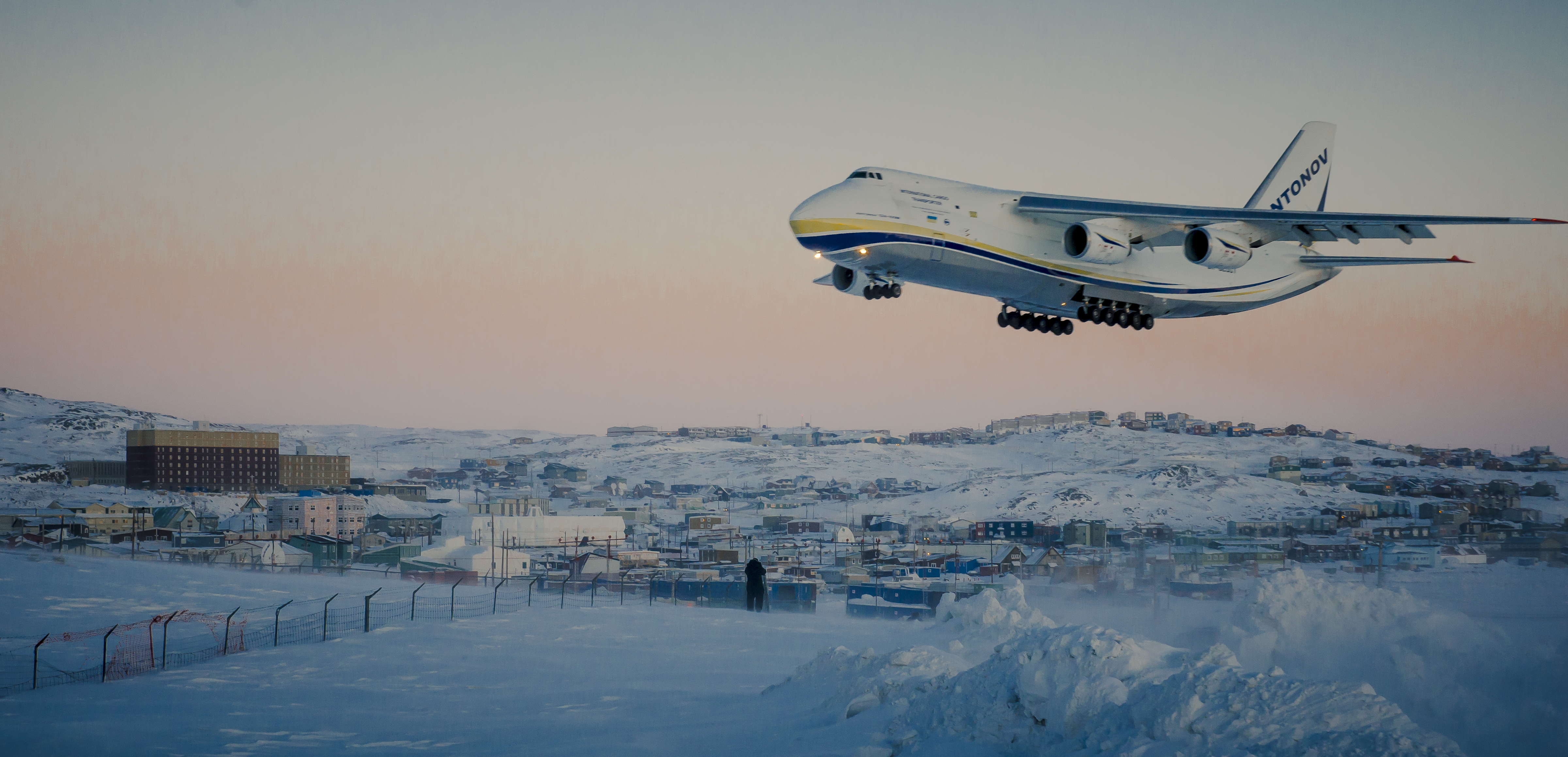 Antonov Airlines Appoints Flywell Aviation Gsa For India As Part Of