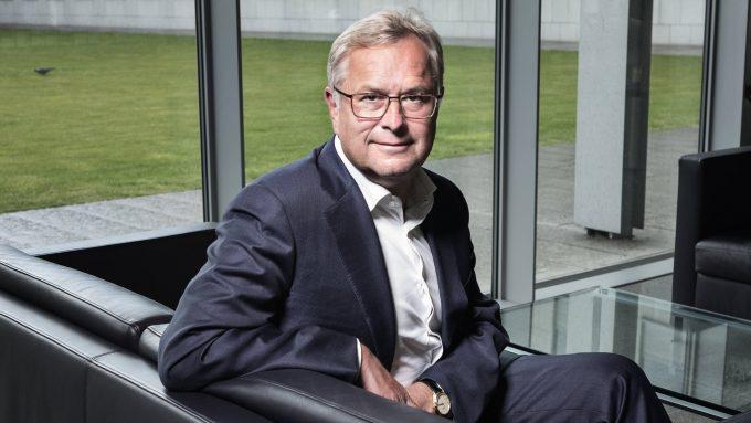 Søren Skou, CEO at Maersk