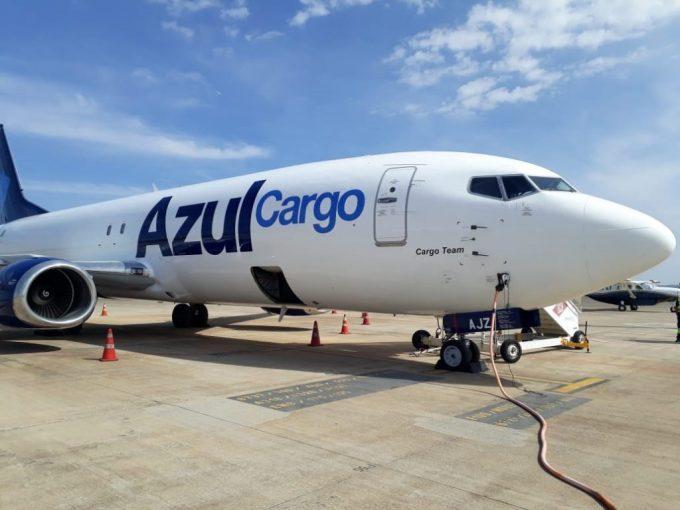 Analysis: is Azul's fleet sufficient for Mercado Libre's