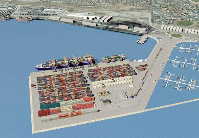 Bay terminal Bangladesh