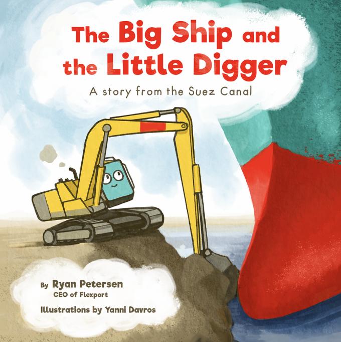 big ship little digger