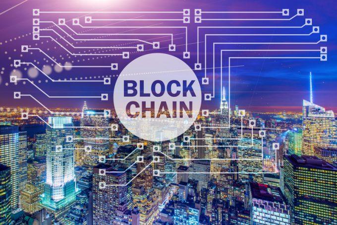 blockchain © Elnur