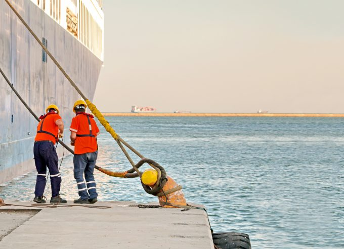 blockchain seafarers