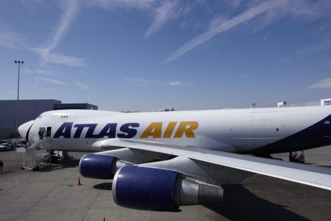 Boeing 747-400 Freighter-Atlas Air