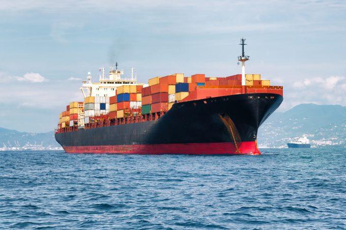 box ship