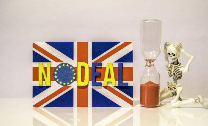 Brexit no deal © Andrew Norris