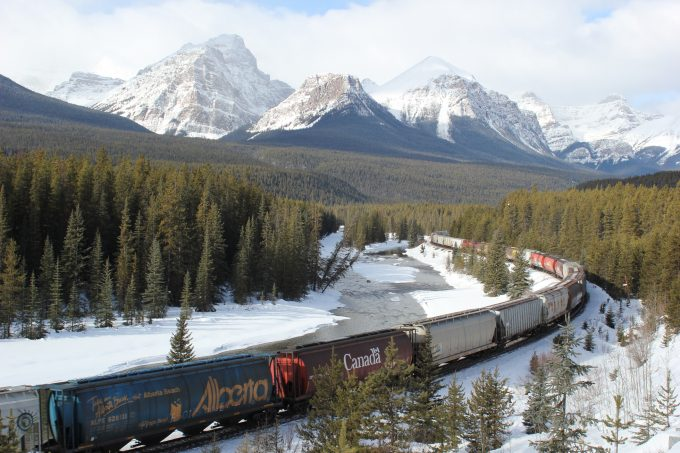 canadian pacific © Mitchw82 |