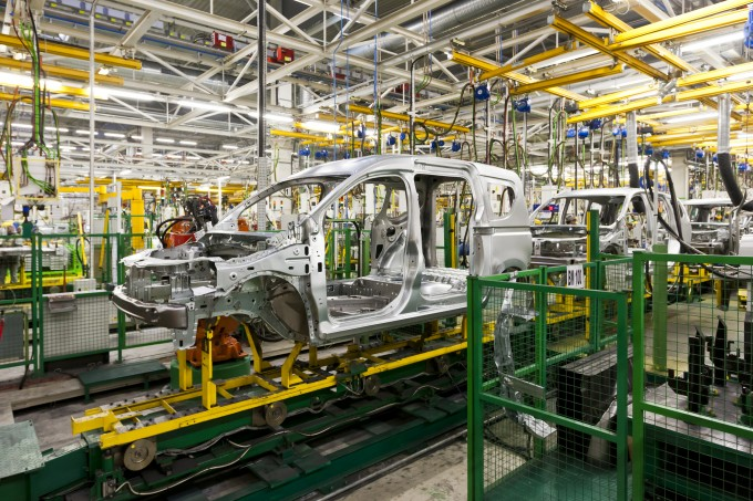 car factory © Supergenijalac