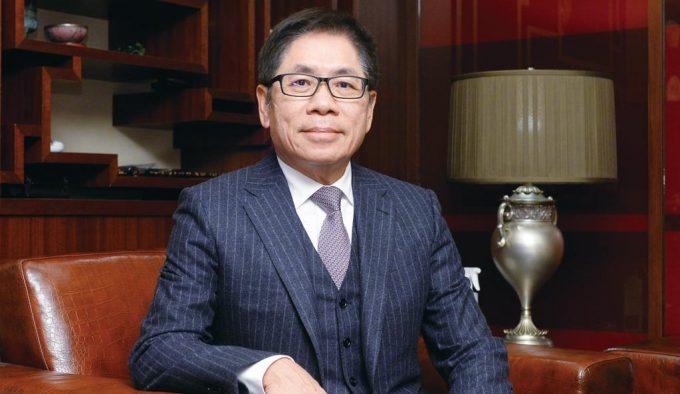 Chen Te-sheng CEO TS Lines