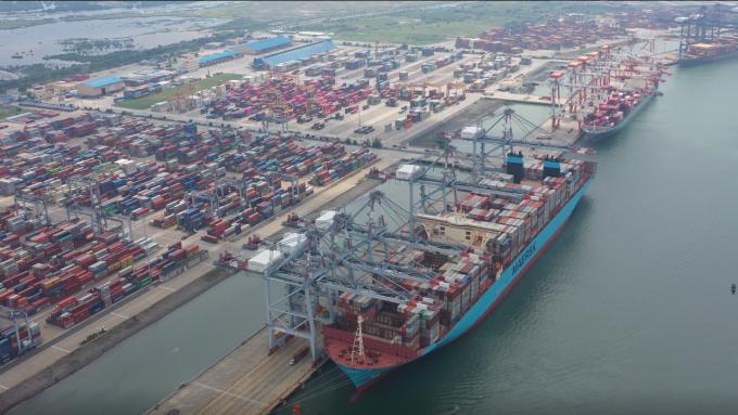 CMIT Margrethe Maersk