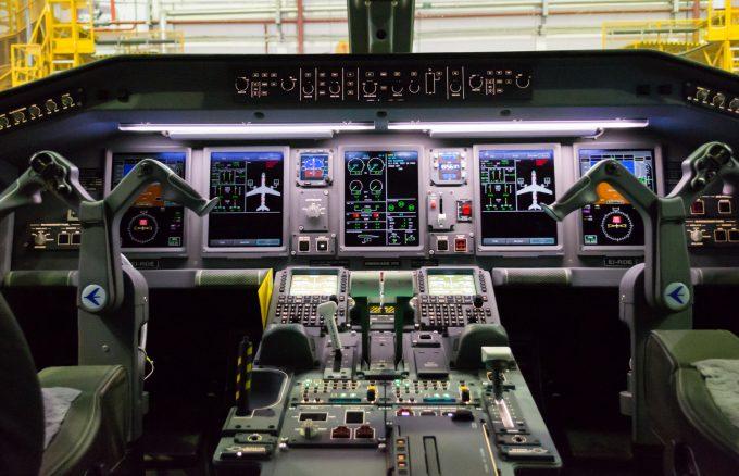 cockpit © Andrea La Corte -