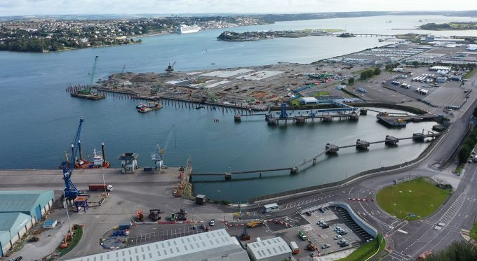 Cork Container Terminal