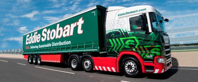 Credit Eddie Stobart Logistics