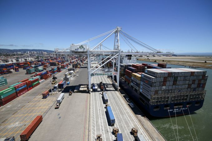 Credit Port of Oakland