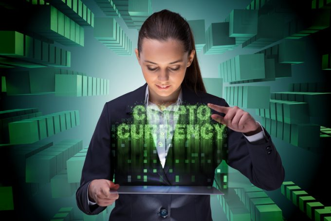 cryptocurrency © Elnur |