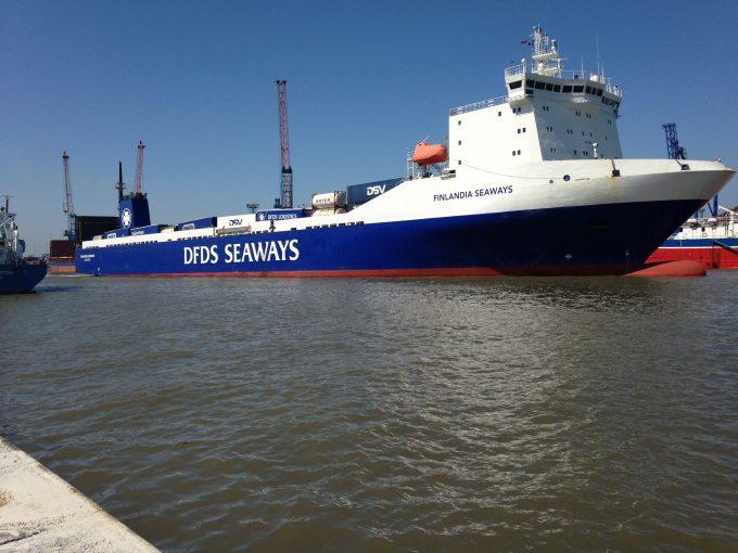 dfdsFinlandia Seaways
