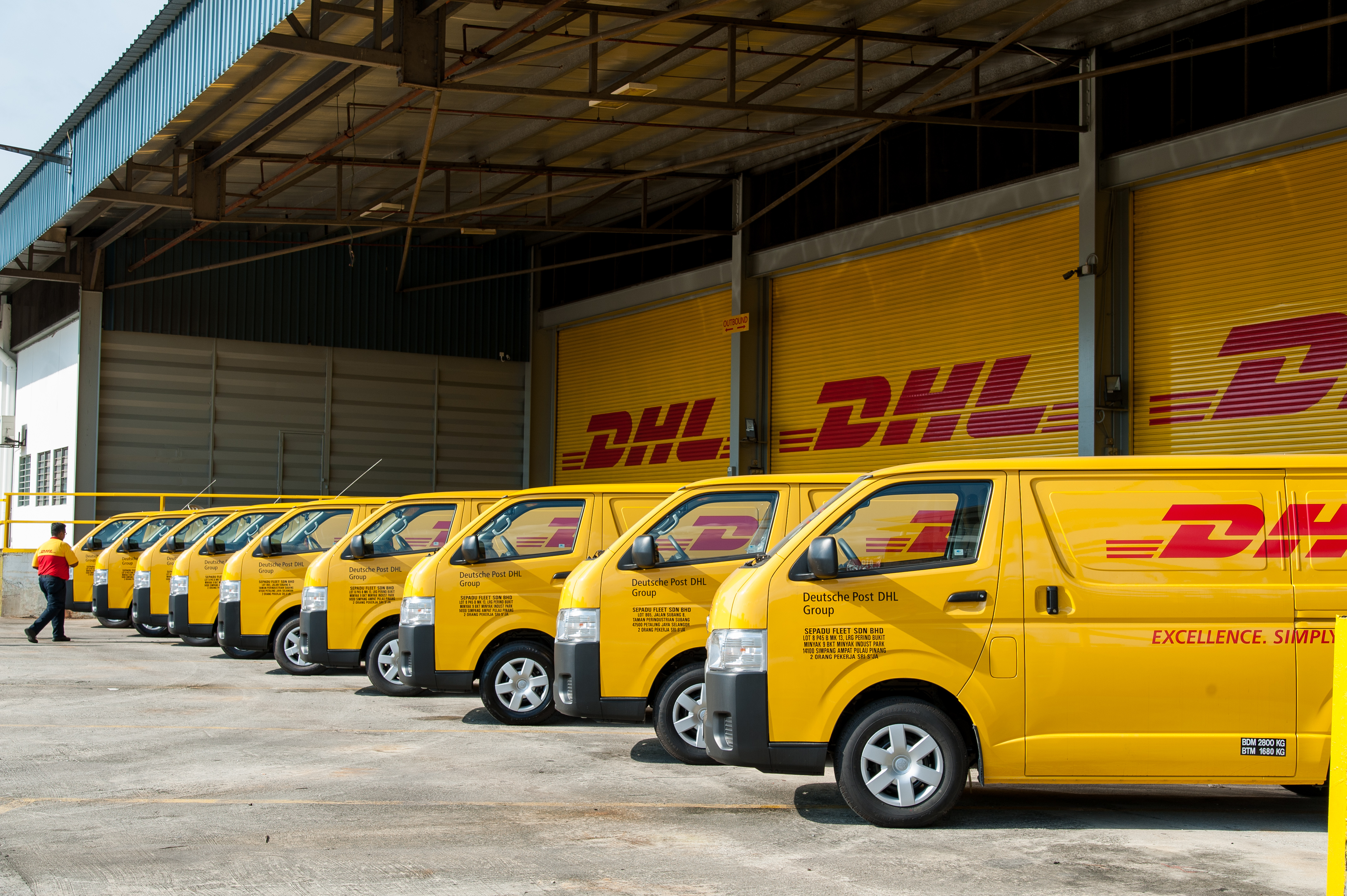 the axe falls at dhl as pep division is revamped after a poor first quarter the loadstar. Black Bedroom Furniture Sets. Home Design Ideas