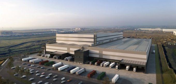 DHL London Gateway
