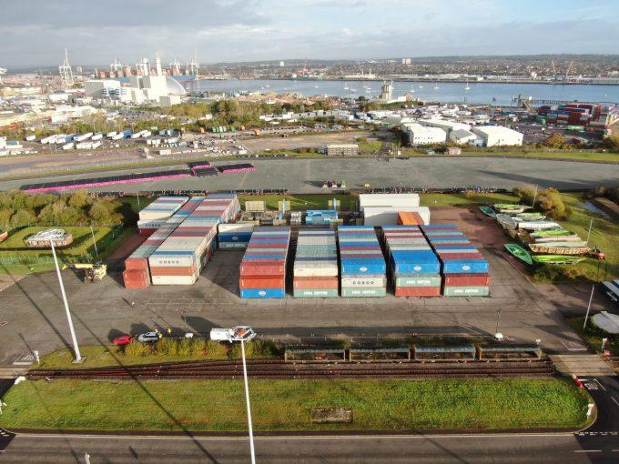 SJG Solent Gateway Southampton