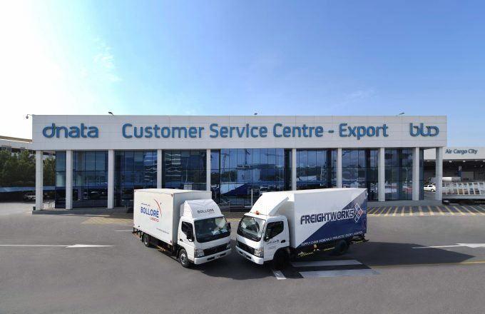 dnata is now the sole owner of Dubai Express, Freightworks LLC and holds a majority stake in Bolloré Logistics LLC, UAE