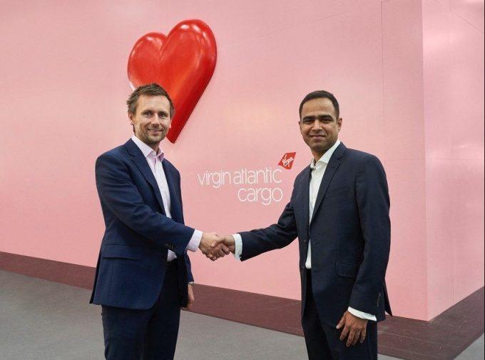 Dominic_Kennedy_of_Virgin_Atlantic_Cargo_and_Ganesh_Vaideeswaran_of_Accenture