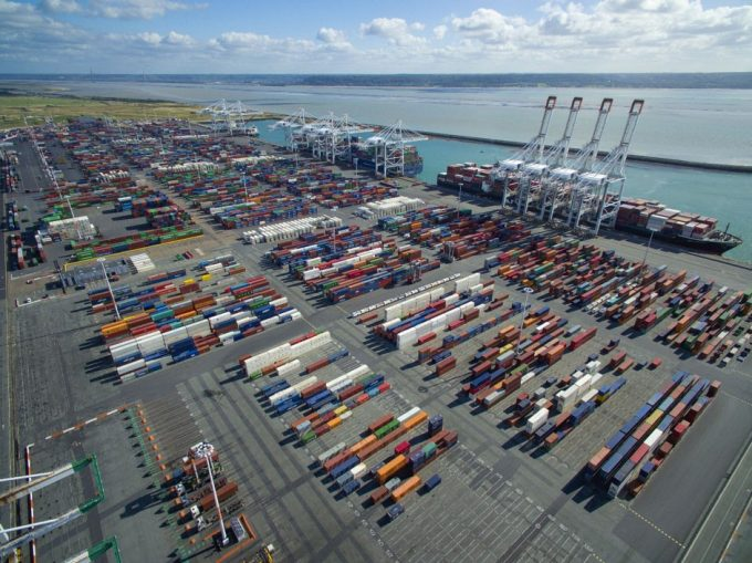 DP World Le Havre