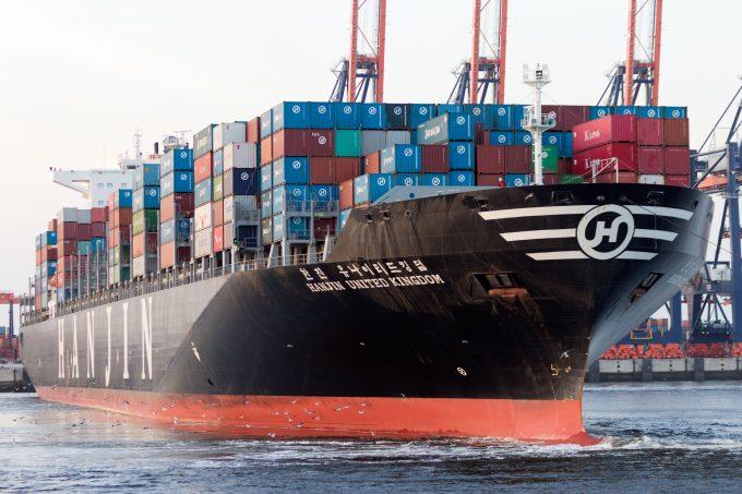 Banks pull the plug on South Korea's Hanjin Shipping