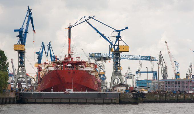 ship build