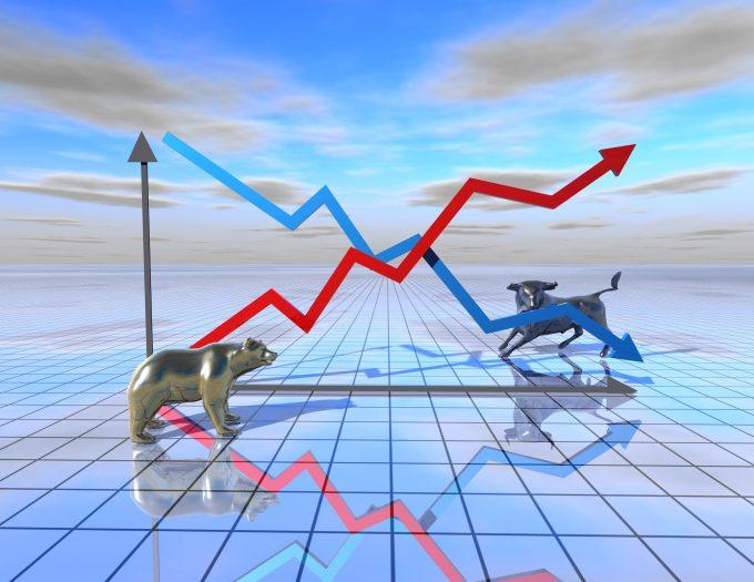 © Agawa288 bearbull stock market