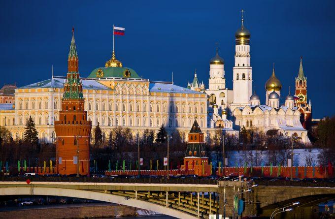 © Sergey Kelin kremlindreamstime_m_7613802