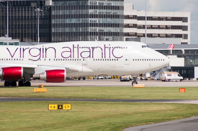 Delta, Air France, Virgin Atlantic, and China Eastern has announced a mega