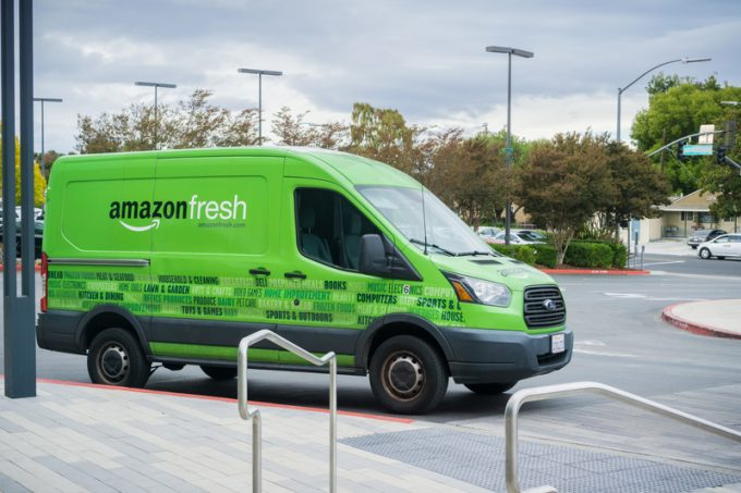 Whole Foods' store brands boost AmazonFresh sales 35%