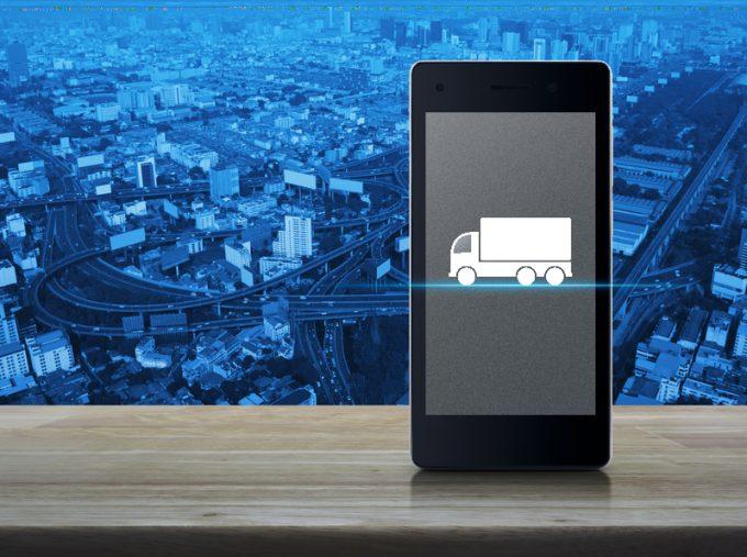 Business transportation service concept