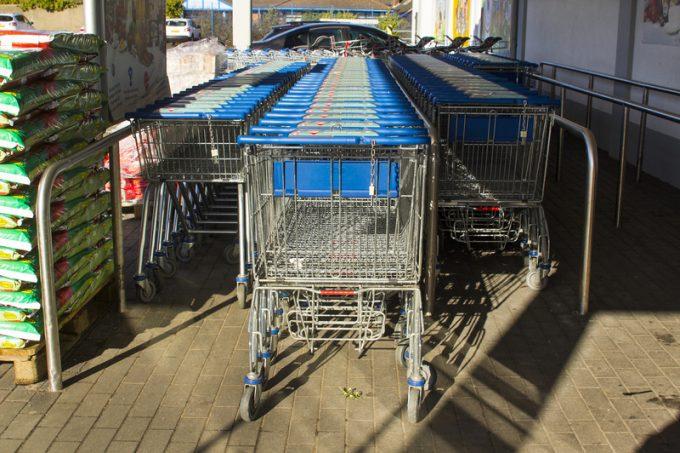 Northern Ireland supermarket