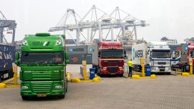 Rotterdam trucks