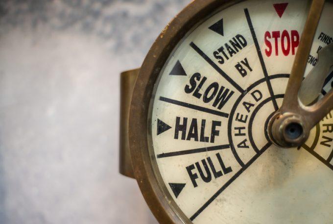 slow steaming © Mrdoomits