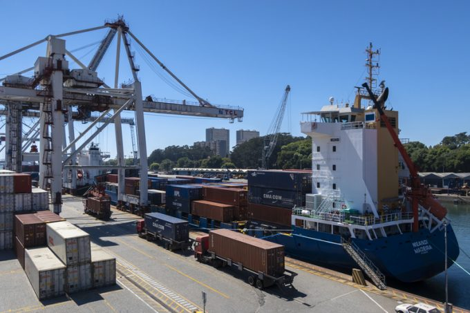 Containerships Expands Intra Europe Services From Portugal The Loadstar