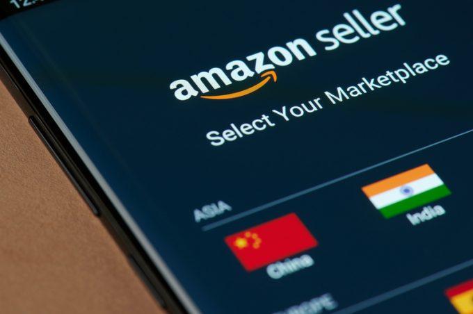 Amazon seller marketplace