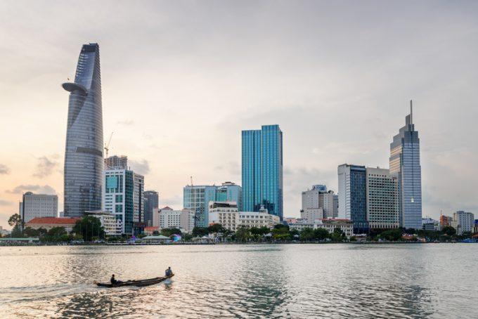 Ho Chi Minh City  © Efired