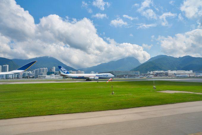 Nippon Cargo Hong Kong International Airport