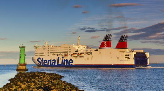 Stena Line in Dublin